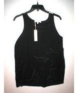 New NWT $124 Lavender Brown Silk Tank Top Blous... - $124.00