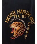 Martial Arts Master M G Lee Tae Kwon Do Dojo Ja... - $32.18