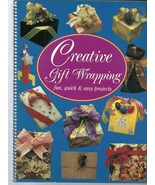 Creative Gift Wrapping Fun Quick Easy Projects ... - $4.99