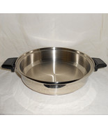 Lustre Craft 5-Ply Cookware Dual Use 3 Quart Sh... - $227.95