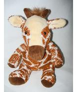 Rinco Giraffe Nubby Fur Body Plush Stuffed Anim... - $9.99