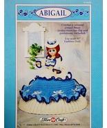 Fibre Craft Abigail Crochet Pattern Leaflet FCM... - $5.95
