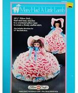 Fibre Craft Mary Had a Little Lamb Crochet Patt... - $5.95