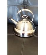Culinary Essentials Whistling Tea Kettle 2.8 qt... - $24.97