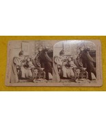 ANTIQUE STEREOVIEW STEREOSCOPE SLIDE CARDS Bund... - $60.00