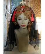 Genie Belly Dancer middle Eastern Harem costume... - $55.00