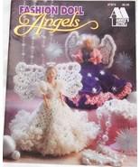 Fashion Doll Angels Crochet Patterns  Annie's A... - $12.95