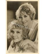 Duncan Sisters Original Fan Photo & MGM Studio ... - $19.99