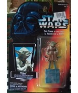 Star Wars Yoda Jedi Trainer Figure 1995 Kenner - $12.99