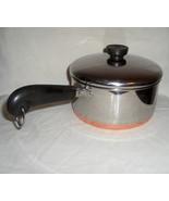 1993 Revere Ware Stainless Steel Copper Bottom ... - $24.95