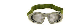 Airsoft Paintball Sport Tactical Metal Mesh Saf... - $10.75