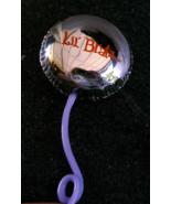 RARE Lil Bratz Toy Balloon Metallic Silver Plas... - $7.99