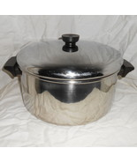 1974-1990 REVERE WARE Solid Heavy Duty Stainles... - $44.95
