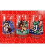 Welch's Dr. Seuss Cartoon Jelly Jar Juice Glass... - $10.43