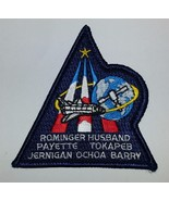 NASA SPACE SHUTTLE DISCOVERY STS-96 MISSION PAT... - $5.89