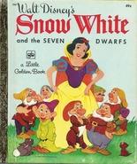 Snow White And The Seven Dwarfs 1974 Walt Disne... - $14.99