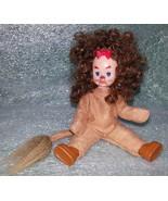 Madame Alexander Doll Wizard of Oz Cowardly Lio... - $6.60