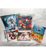 Lego BIONICLE Building Toy 450+ Assorted Pieces... - $74.95