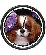 KING CHARLES SPANIEL Wall Clock dog pet dogs puppy - $19.78