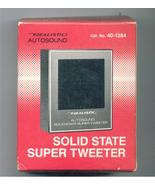 Super Tweeter Solid State Realistic 40-1384 Au... - $13.00
