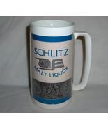 West Bend Thermo Serv Schlitz Malt Liquor Beer Mug - $24.95