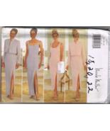 Butterick 4778 Misses Formal Dress & Jacket - S... - $6.00