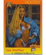 Lisa Stofflet 1994 Hooters Card #15 - $1.00