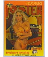 Stephanie Wessling 1994 Hooters Card #79 - $10.00