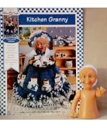 Fibre Craft's Granny Air Freshener Doll & Kitch... - $35.50