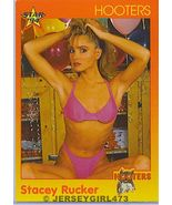 Stacey Rucker 1994 Hooters Card #19 - $1.00