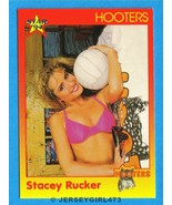 Stacey Rucker 1994 Hooters Card #66 - $1.00