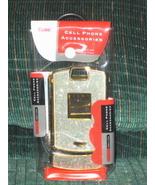 Motorola Razr Cell Phone Protective Cover  Silver - $6.97