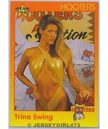 Trina Ewing 1994 Hooters Card #30 - $1.00
