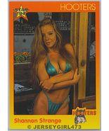 Shannon Strange 1994 Hooters Card #58 - $1.00