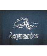 Aquarius Blouse Top Visions Womens 26 28 - $14.00