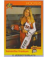 Samantha Frankum 1994 Hooters Card #98 - $1.00