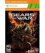 Gears of War, xbox 360/ONE game Full download c... - $6.88