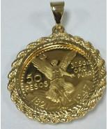 14 karat gold plated Centenario on sale - $25.47
