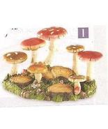 Mushroom Stand ( Use for sitters or small figur... - $18.50