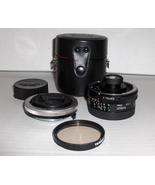 Tamron 28mm Adaptall 2 Camera Lens and Canon FD... - $79.95