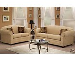 Buy Sofa Love Seat Couch Pillows Living Room Furniture Set