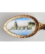 Collector Souvenir Spoon Russia Mockba Moscow R... - $19.99