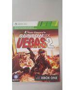 Tom Clancy's Rainbow Six Vegas 2 xbox 360/ONE g... - $3.88