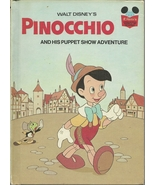 Pinocchio And His Puppet Show Adventure Walt Di... - $14.99
