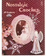 Nostalgic Crochet Patterns Lace Thread Angels S... - $6.99