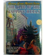 Nancy Drew mystery The Clue of the Tapping Heel... - $70.00