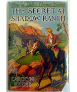 Nancy Drew mystery The Secret At Shadow Ranch N... - $50.00