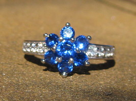 Haunted ring 7 mystical powers full coven spell... - $100.00
