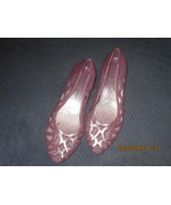 Authentic Vintage 1980s Women's Purple/Lavender... - $26.99