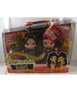 Bratz Babyz The Movie Twins Nora & Nita MIB - $30.00